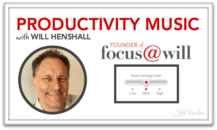 Focus@Will | Scientifically Optimized Music to Boost Focuson Inception Radio Network